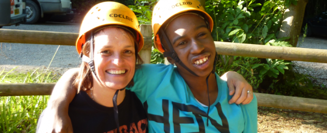 More rewarding smiles Camp Cando 2014 feature
